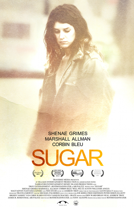 Poster Premiere For Acclaimed Indie Drama SUGAR
