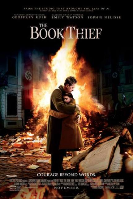 Review: THE BOOK THIEF, More A Pamphlet Than A Novel