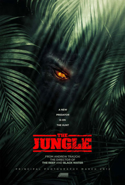 Oi! Australia! Win Tickets To The World Premiere Of Andrew Traucki's THE JUNGLE At Monster Fest