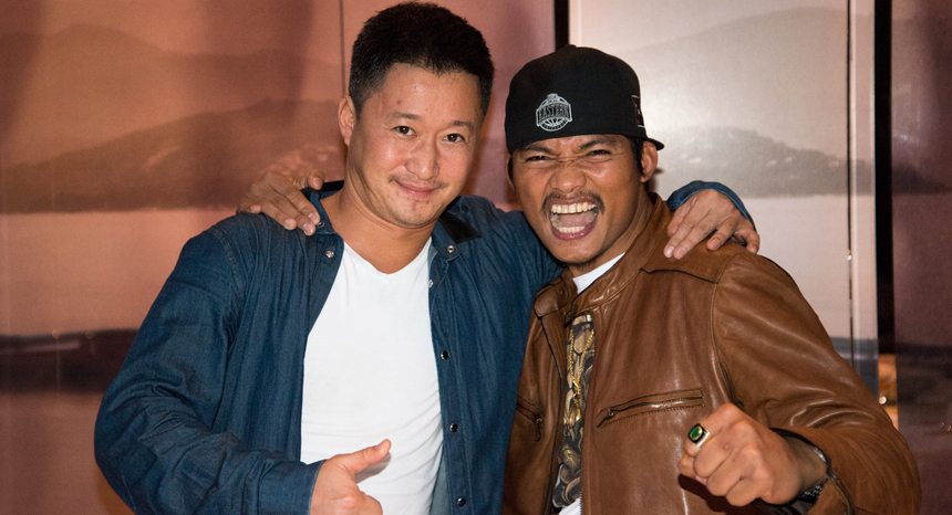 BREAKING: Tony Jaa Signs To Star Opposite Wu Jing In SPL 2.