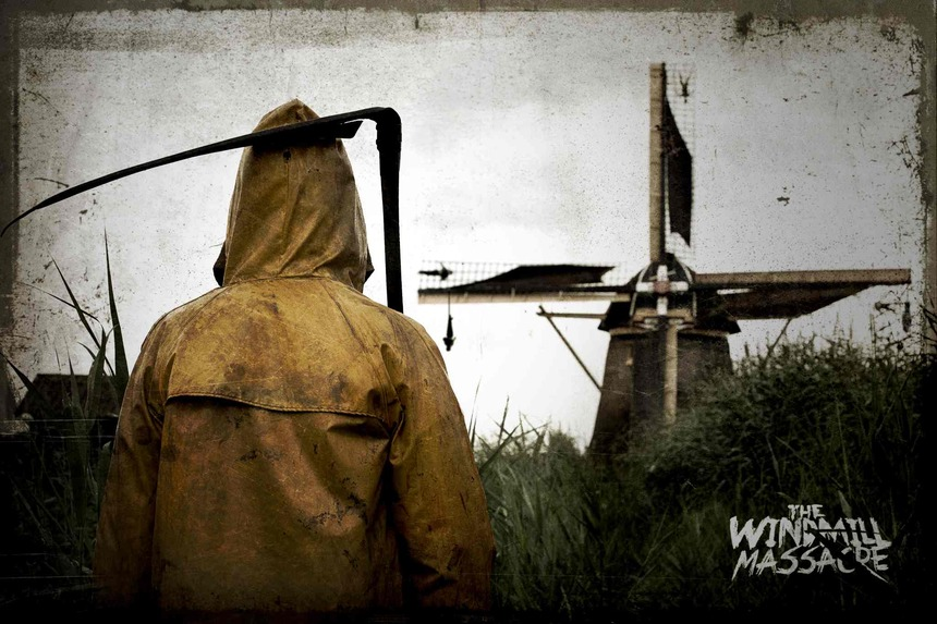 Run In Fear From THE WINDMILL MASSACRE Promo!