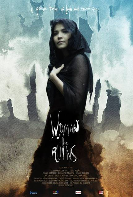Watch The Final Trailer For Keith Sicat's WOMAN OF THE RUINS