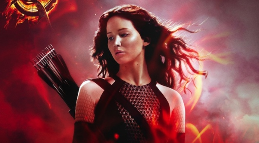 Destroy All Monsters: Katniss Everdeen's Utopia