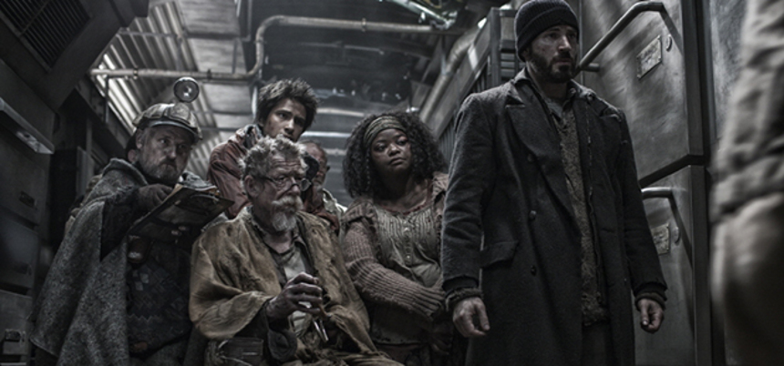 "SNOWPIERCER: New U.S. Trailer - ""This Is Your Destiny"""