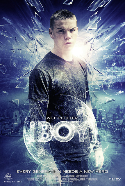 Check The First Artwork For Teen Superhero Film iBOY