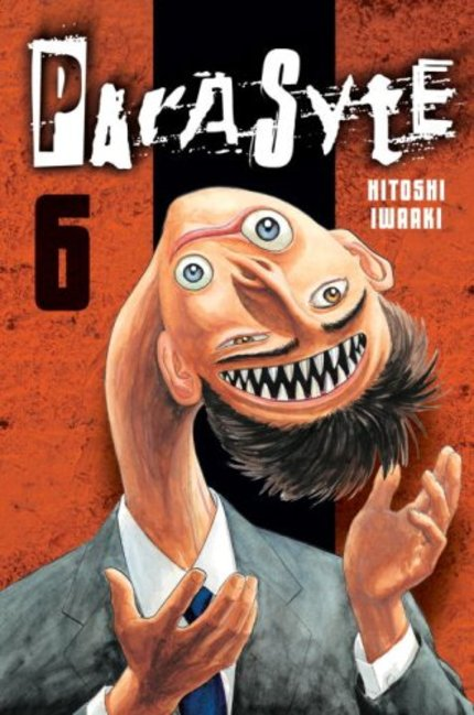 Iwaki Hitoshi's PARASYTE To Become Two Part Live Action Film In Japan