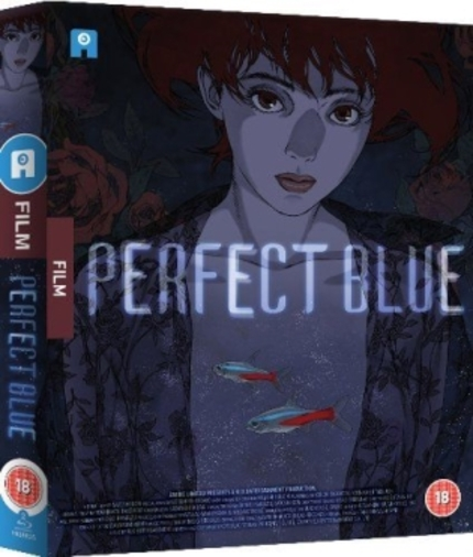 Now on Blu-ray: PERFECT BLUE Gets Some Much Needed Attention From Anime Ltd. (UK)