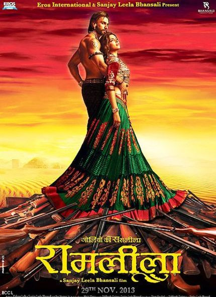 Review: Sanjay Leela Bhansali's RAM-LEELA Forgoes Narrative Flesh For Visual Flash