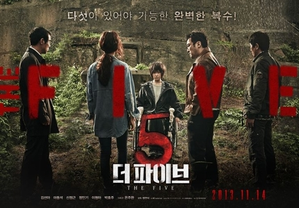 Review: One-Stop Korean Revenge Shop THE FIVE Is A Bloody Good Time