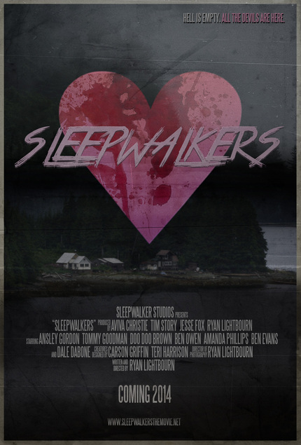 SLEEPWALKERS: Check The Trailer For Ryan Lightbourn's Indie Horror