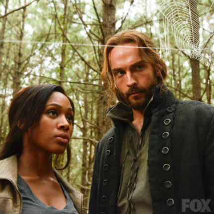 TV Beat: SLEEPY HOLLOW, Solving The Strange Mystery Of A Headless Horseman