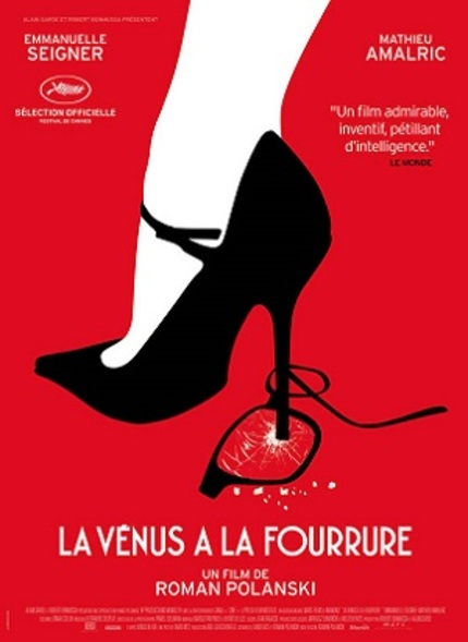 Lisbon & Estoril 2013 Review: Polanski's VENUS IN FUR Does Brilliantly With Very Little