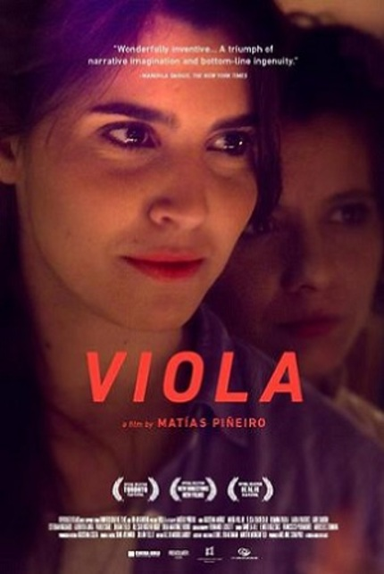 Lisbon & Estoril 2013 Review: VIOLA Is A Strange, Audacious Little Film From Argentina
