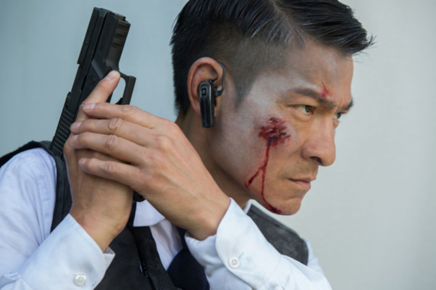China Box Office: Andy Lau Takes The Charts By FIRESTORM
