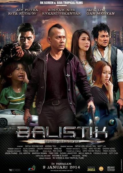 Malaysia's BALISTIK Brings The Bang-Bang.