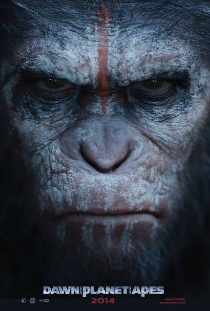 DAWN OF THE PLANET OF THE APES: Watch The Epic First Teaser