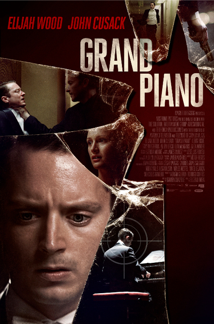 Elijah Wood Plays For His Life In New GRAND PIANO Trailer