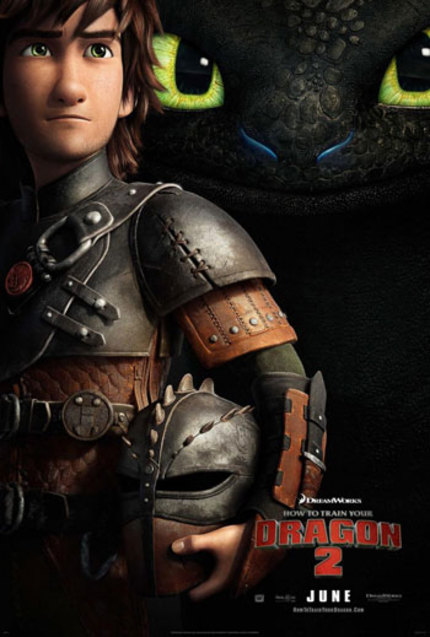 Watch The Trailer For HOW TO TRAIN YOUR DRAGON 2