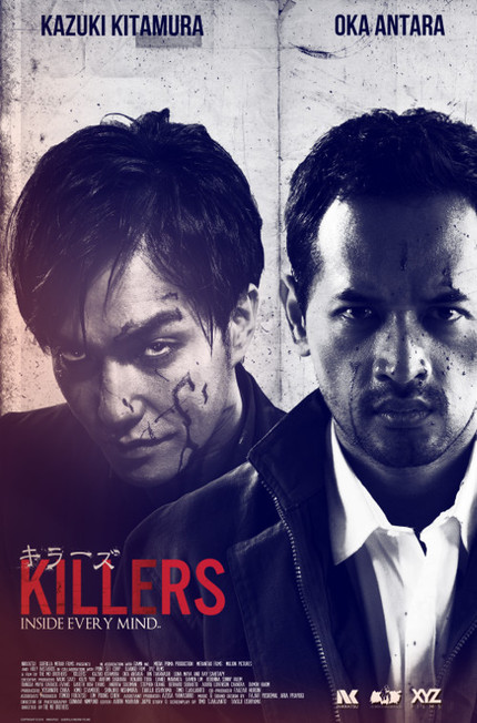 Watch The New, Blood Soaked Japanese Trailer For The Mo Brothers' KILLERS