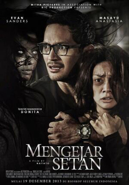 Trailer For Indonesian Horror CHASING THE DEVIL Sets New 'Jumps Per Second' Record
