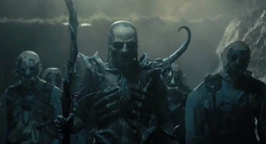 Michael Jai White Stars In Teaser For METAL HURLANT CHRONICLES Season 2!