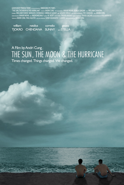 Indonesian Indie THE SUN, THE MOON & THE HURRICANE Reaches For The Heart In First Trailer