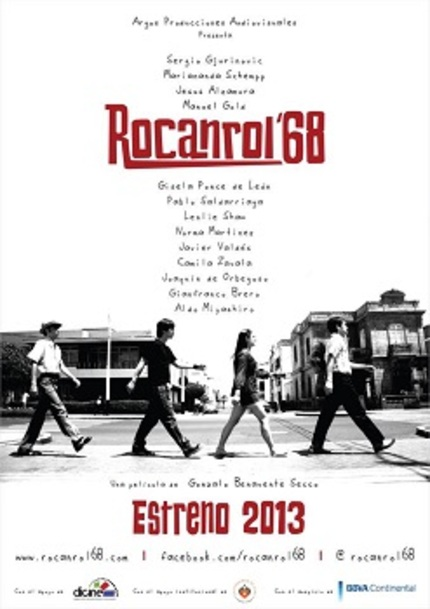 Interview: ROCANROL '68 Director Gonzalo Benavente Takes A Trip Back To The 60s