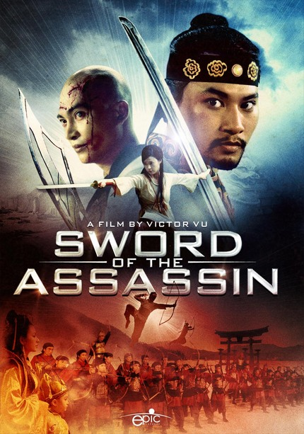 Victor Vu's SWORD OF THE ASSASSIN (aka BLOOD LETTER) Hits US Shores In February, Check Out The New Trailer
