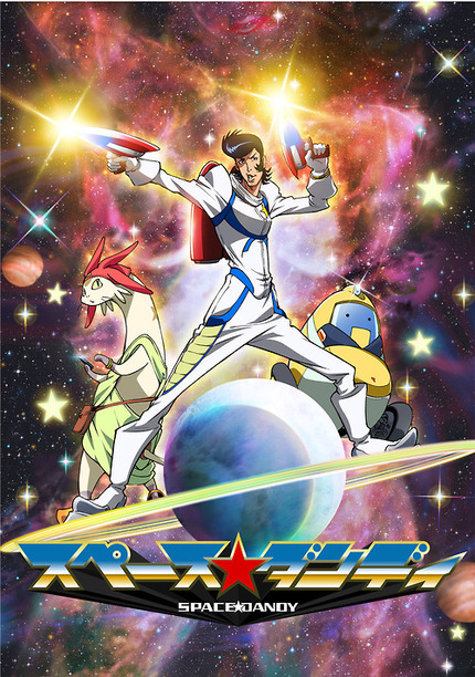 Space Boobs! Space Cat! Space Tongue! (Sort Of) Space Vagina! It's A New Trailer For Watanabe's SPACE DANDY!