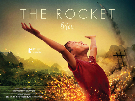 Eureka Entertainment To Launch THE ROCKET In UK Cinemas