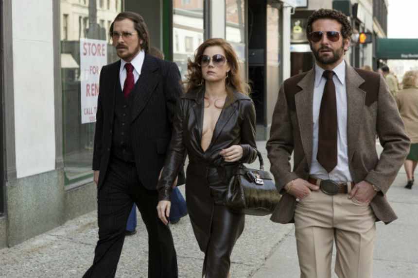 Review: AMERICAN HUSTLE Offers Laughs, Lies, And Toupees