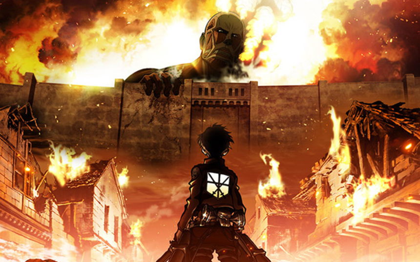 Get Your First Taste Of The Live Action ATTACK ON TITAN!