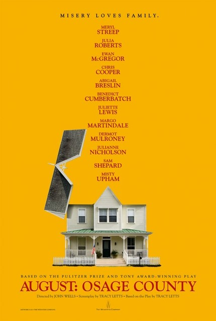 Review: AUGUST: OSAGE COUNTY Not Exactly a Family Destination