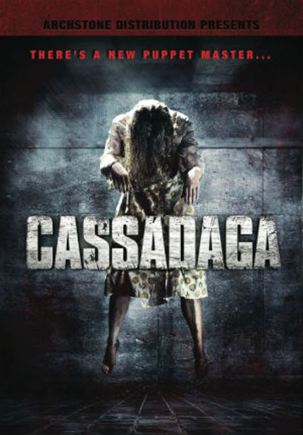 Now On DVD: CASSADAGA, Conquering Gruesome Horror With Reasonable Behavior