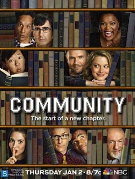 COMMUNITY: Season 5 Sees Jeff Winger Return To Greendale... As A Teacher