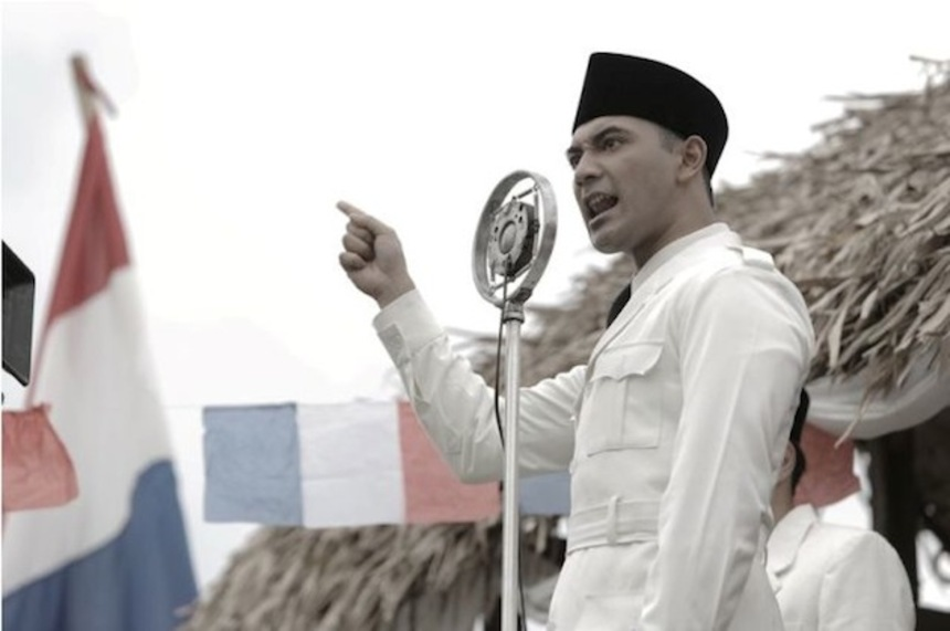 Watch Indonesia's First President In SOEKARNO Trailer