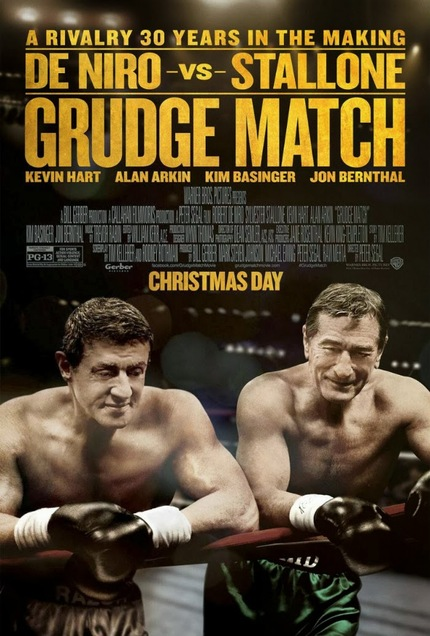 Review: GRUDGE MATCH More Than Matches Expectations