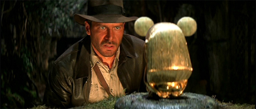 Disney Buys Rights To INDIANA JONES Films