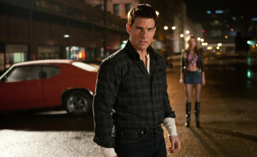 Tom Cruise Developing NEVER GO BACK For Jack Reacher Sequel