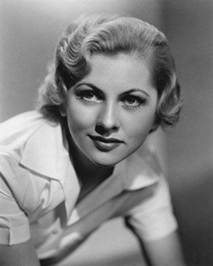 On the Passing of Joan Fontaine