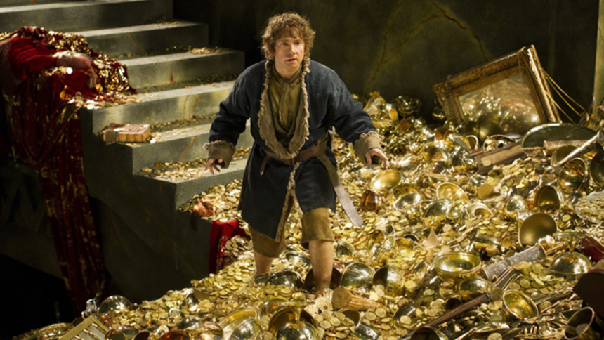Third HOBBIT Film Retitled 'HOLY CRAP, AREN'T WE DONE YET?'