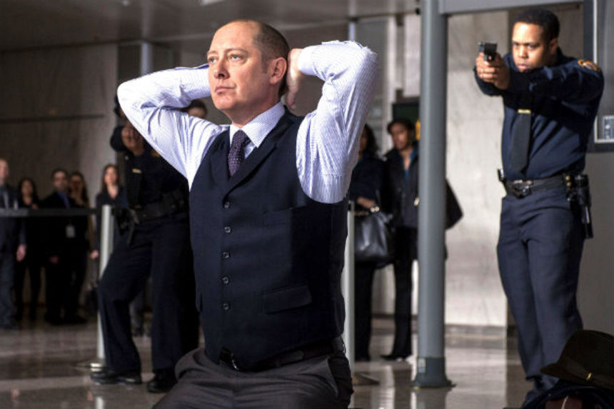 TV Beat: THE BLACKLIST Ups The Ante