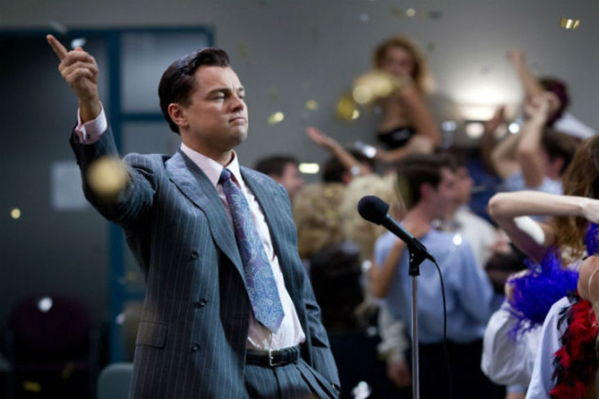 Review: THE WOLF OF WALL STREET Roars