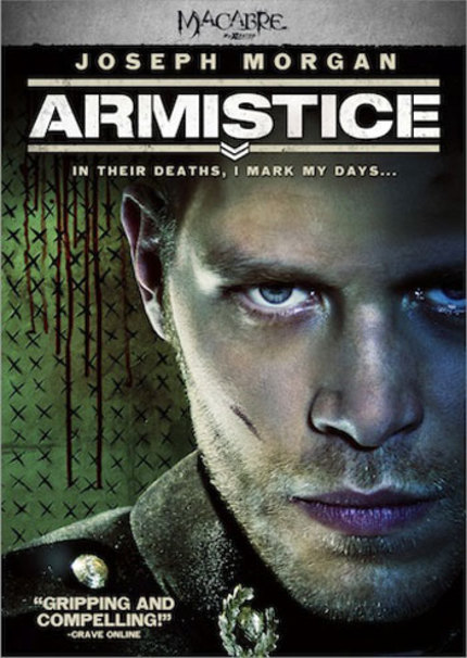 Watch An Exclusive Clip From UK Supernatural Thriller ARMISTICE!