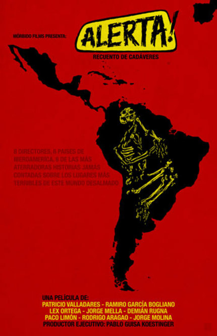 "Morbido Films present ""ALERTA! RECUENTO DE CADAVERES""a.k.a ""BEWARE! BODY COUNT"""