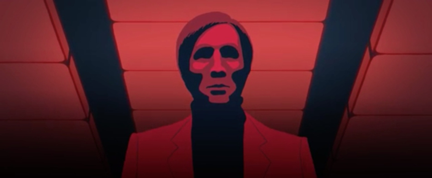 Fantastic Animated Tribute To Beyond The Black Rainbow