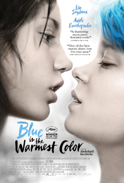 You Could Win A Free Screening Of BLUE IS THE WARMEST COLOR!