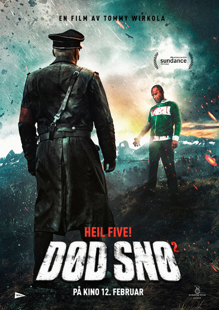 Well Go USA Gets U.S. Rights For DEAD SNOW: RED VS. DEAD