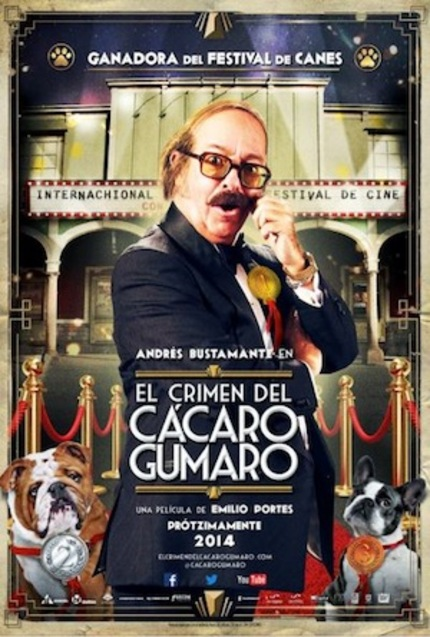 Review: EL CRIMEN DEL CÁCARO GUMARO, A Collection Of Lazy, Juvenile Jokes