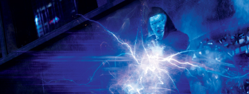 This Is How Electro Celebrated New Year's Eve In New THE AMAZING SPIDER-MAN 2 Clip.